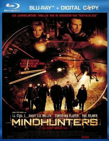 Mindhunters (2004) Dual Audio Hindi 480p BluRay 300MB ESubs Movie Download