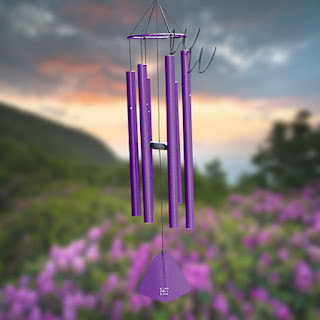 Purple Windchime