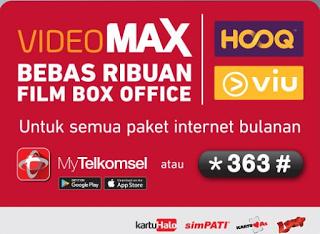 Cara Mengubah Kuota Videomax HOOQ Telkomsel Menjadi Kuota Flash / Reguler  Terbaru