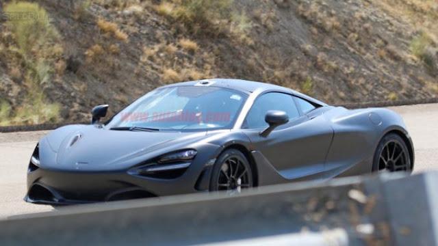 P14, Substitute McLaren 650S Supercar Road Tested
