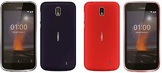 مواصفات و مميزات هاتف نوكيا NOKIA 1