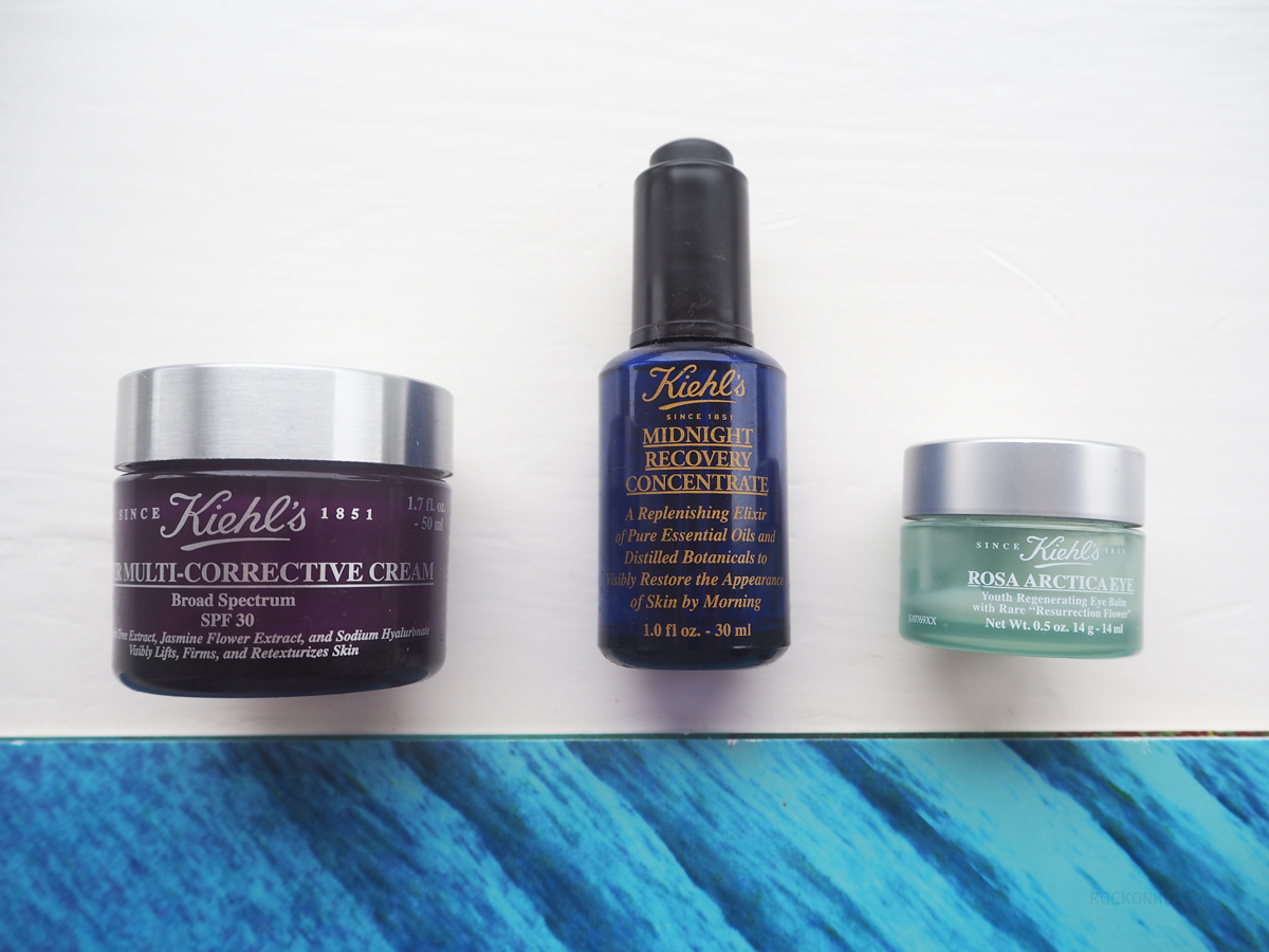 Kiehl's Breakout Treatment on the Rock On Holly blog