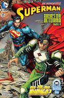 Os Novos 52! Superman #25