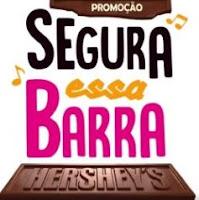 Promoção Segura Essa Barra Hershey's seguraessabarra.com.br