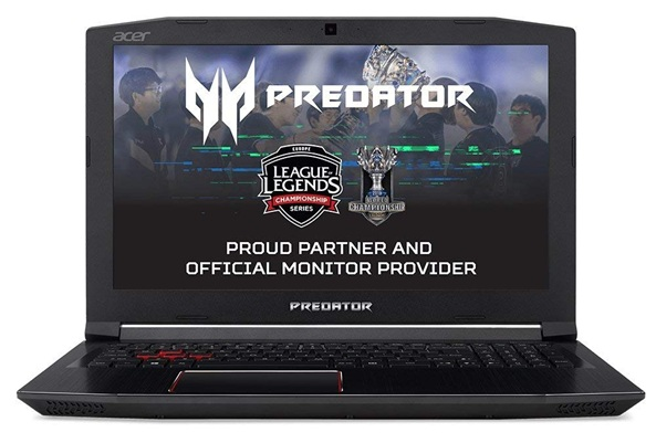 Acer Predator Helios 300 PH315-51-76VB: análisis