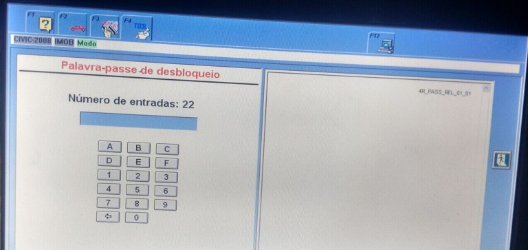 Honda Hds 3 Open New S For Genreg Folder From Cd And Copy The All Right Diagnostic System Shortcut Choose Properties