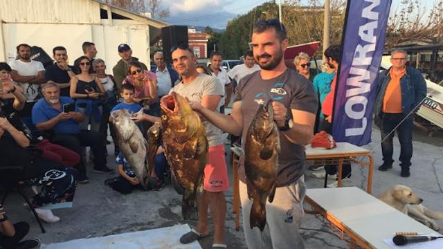 Φοβεροί ψαροντουφεκάδες από όλη την Ελλάδα στο Πρωτάθλημα Yποβρύχιας Αλιείας στη Μεσσηνία (βίντεο)