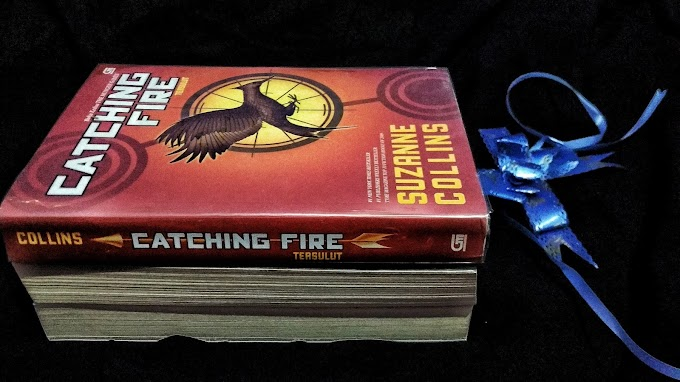 [Book Review] Catching Fire by Suzanne Collins