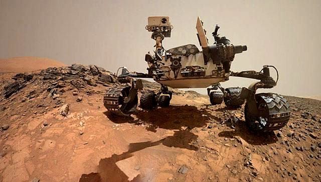 descoberta do robô curiosity - nasa revela ao vivo