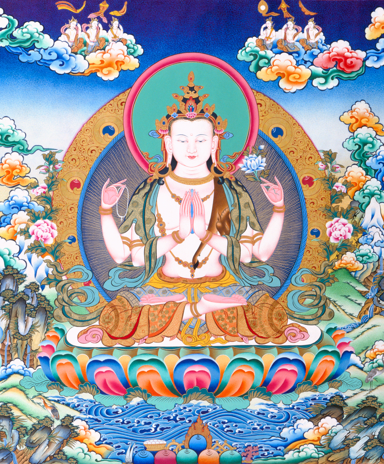 Meaning of the Praise and Mantra of Medicine Buddha