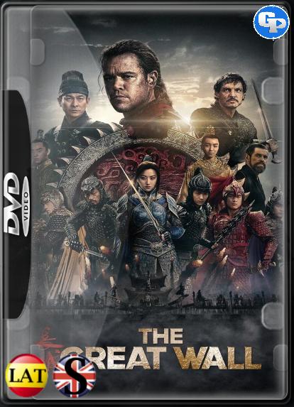 La Gran Muralla (2016) DVD5 LATINO/INGLES