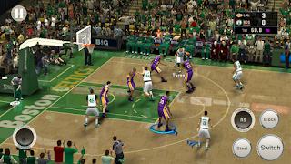 NBA 2K16 MOD APK 0.0.26