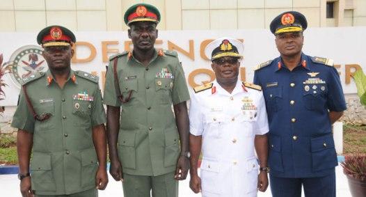 Metele Boko Haram Killings: Buhari meets security chiefs