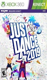 Just Dance 19 X360 212x300 - Just Dance 2019 - XBOX 360 Download