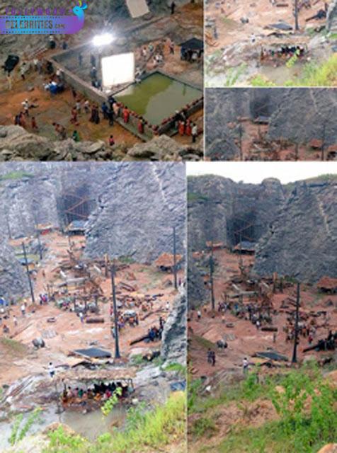 Baahubali 2 Climax PhotoShoot Leaked