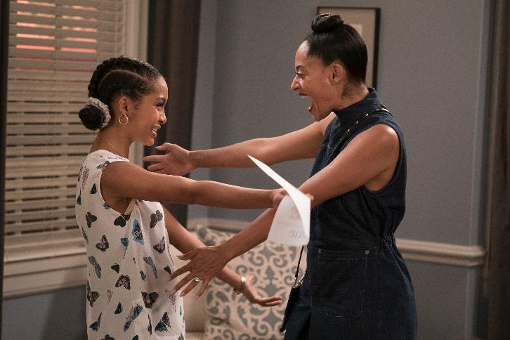 Black-ish - Episode 3.09 - Nothing but Nepotism - Promotional Photos & Press Release