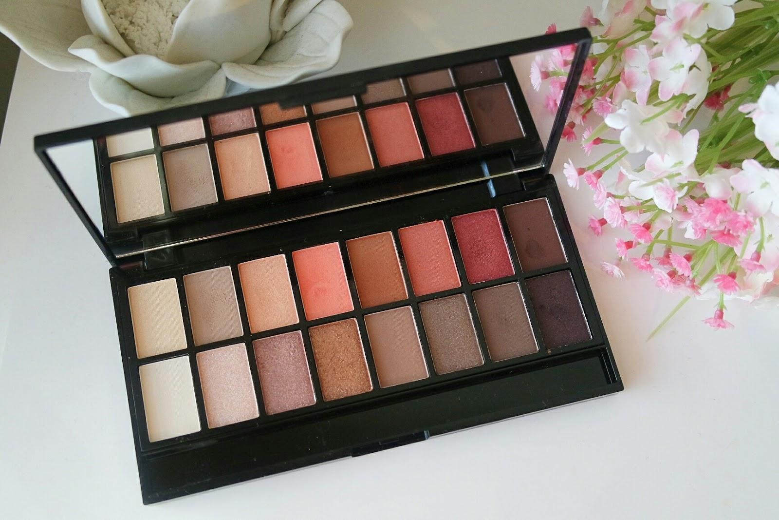 Makeup revolution new trals 2 palette