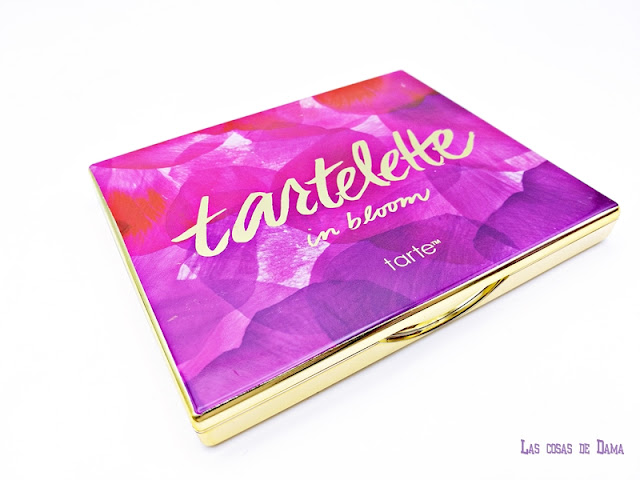 Tarte Cosmetics Sephora novedad maquillaje makeup beauty tartelette in bloom
