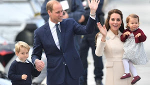 The Duke and Duchess of Cambridge's royal tour of Canada