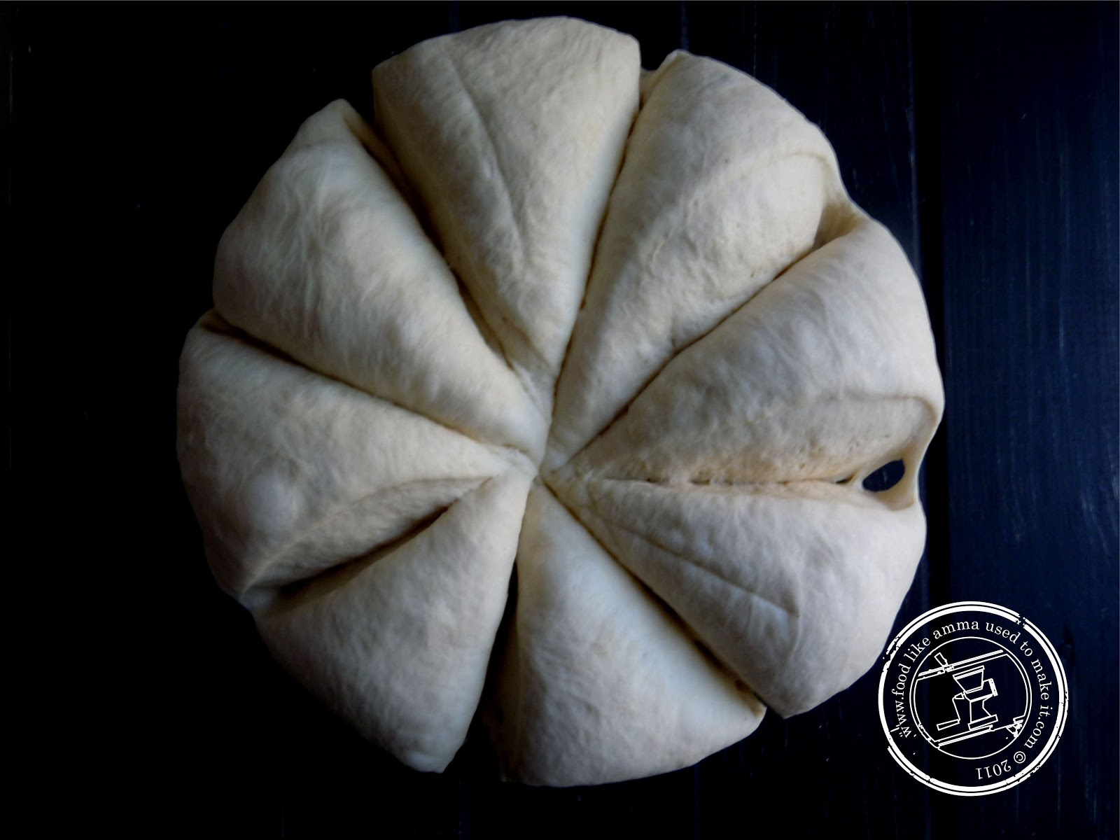 make naan bread