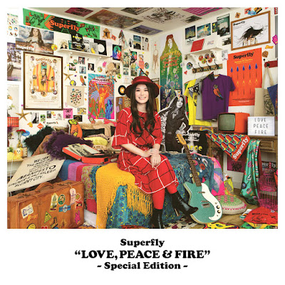 Superfly LOVE, PEACE & FIRE Special Edition 高画質