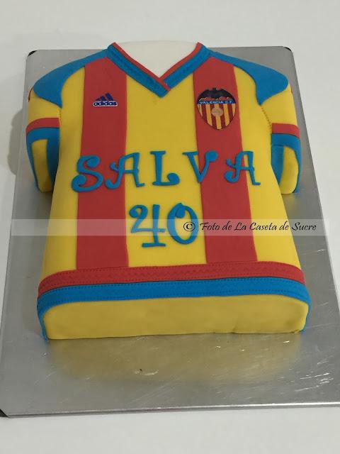 tarta valencia club de futbol