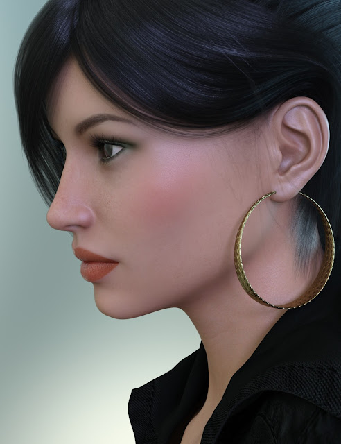 FW Hillary HD for Genesis 3 Female