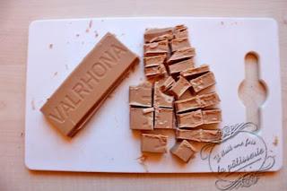 chocolat dulcey valrhona