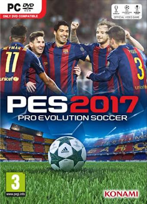 Pro Evolution Soccer 2017 (PES 17) PC Full Español