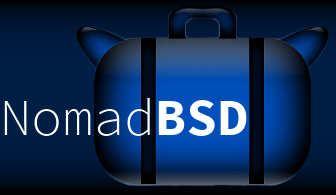 Linux, BSD, and everything else   : Nomadic Working with NomadBSD