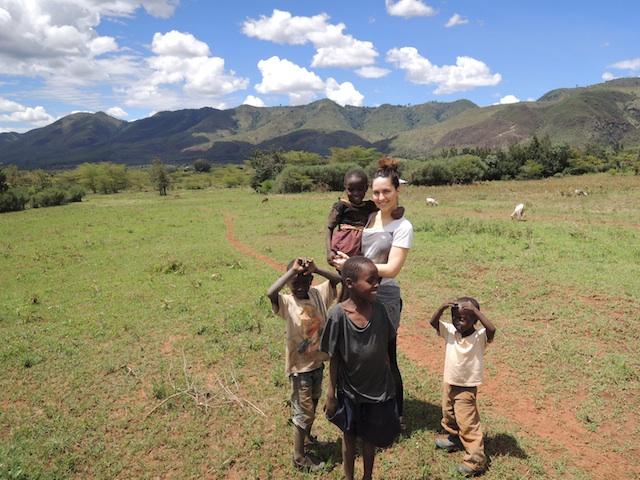 lana jurčević mali dom fra miro babić afrika kenija sirotište volontiranje
