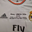 Jersey Madrid Home Final Liga Champion 13/14