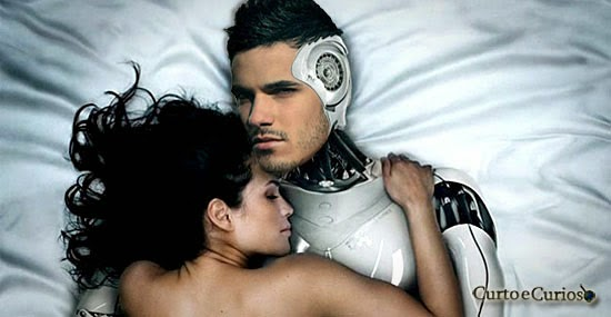 Robôs que parecem humanos