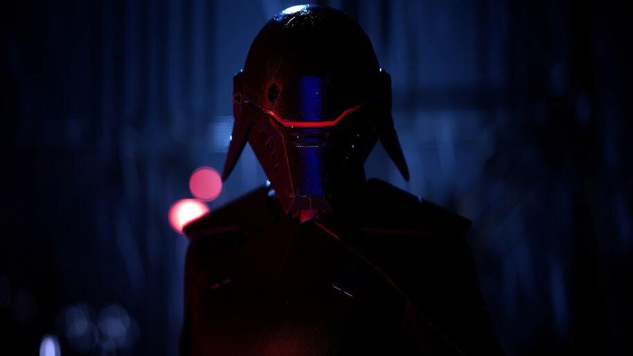 Star Wars Jedi Fallen Order, Second Sister, 4K, #7.1696