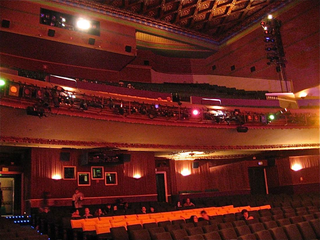 El capitan movie theater