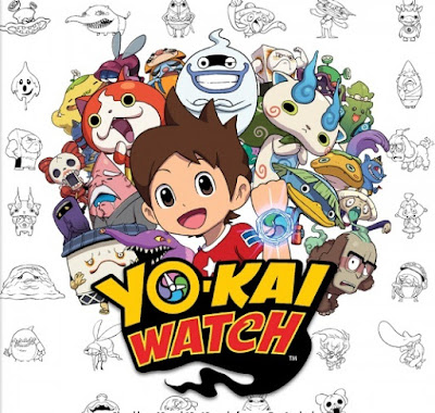 'YO-KAI WATCH' on Pogo Tv Show Wiki Plot, Characters, Timing, Promo