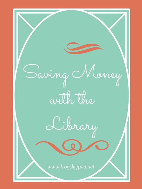 Saving Money With the Library