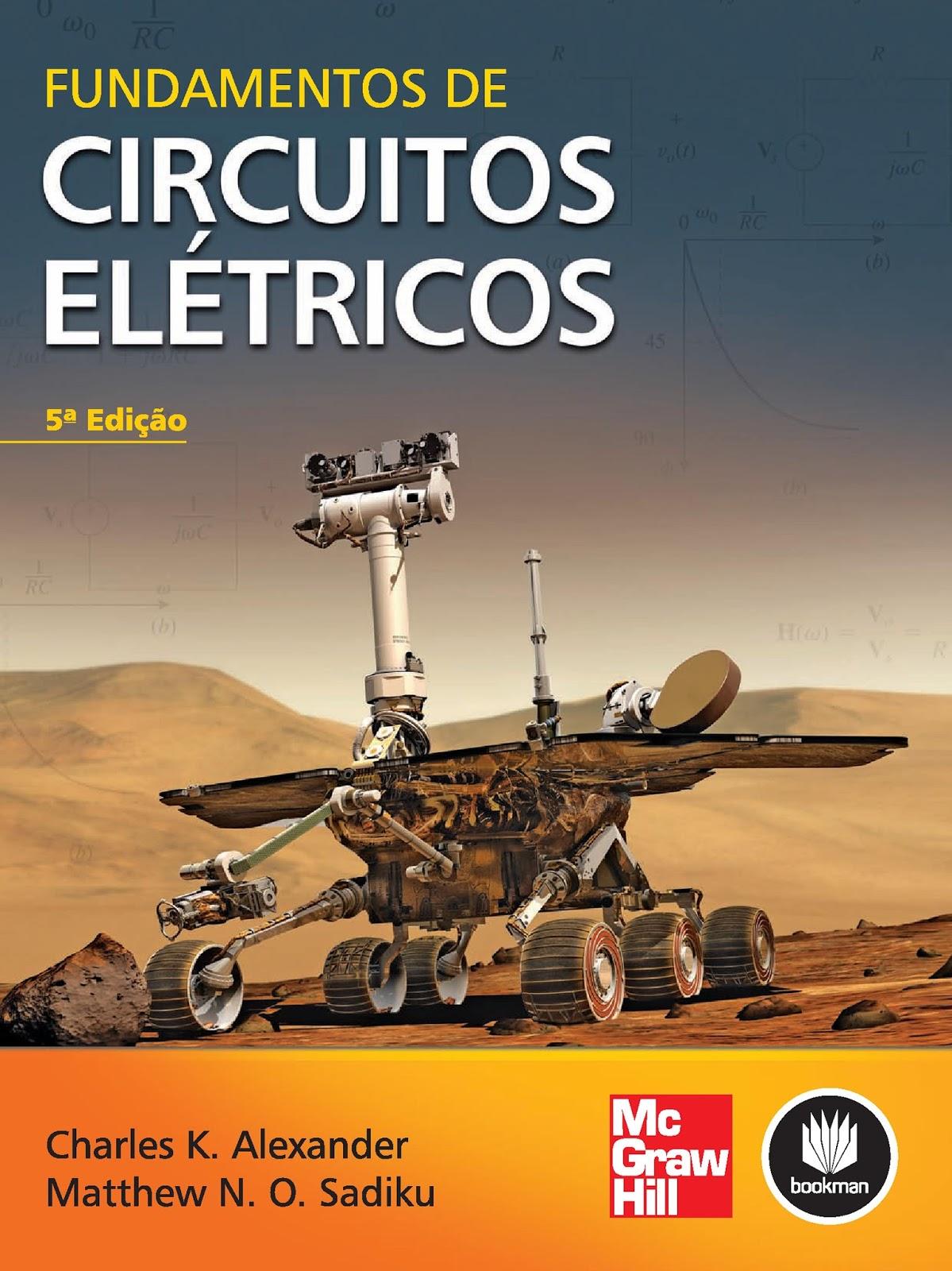 Fundamentos de circuitos elétricos, 5a Edição – Charles K. Alexander