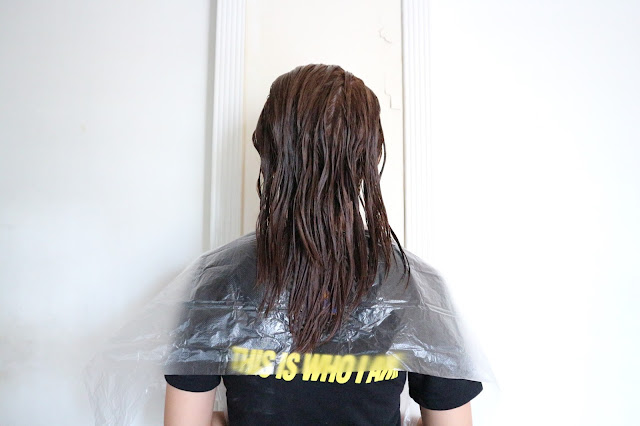 Etude House Bubble Hair Coloring Review