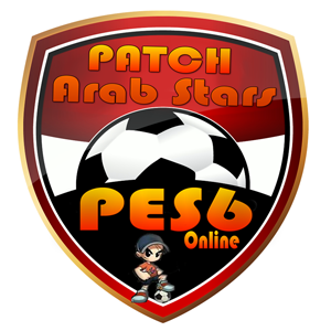 PES 6 Patch Arab Stars