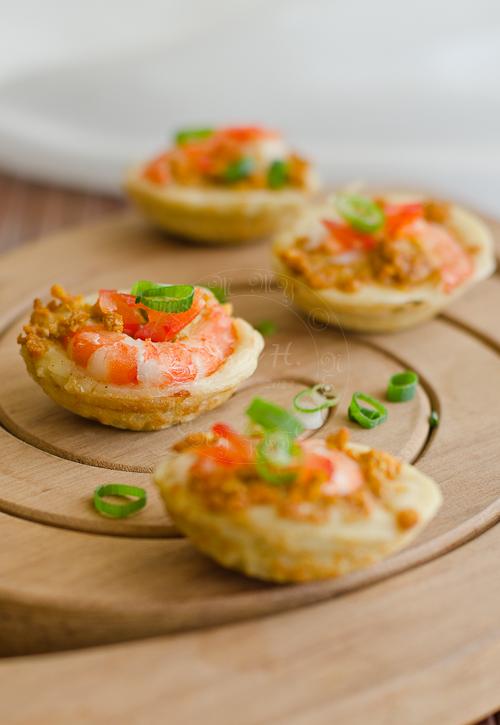 Kuih Cara Berlauk/ Savoury Bites recipe.