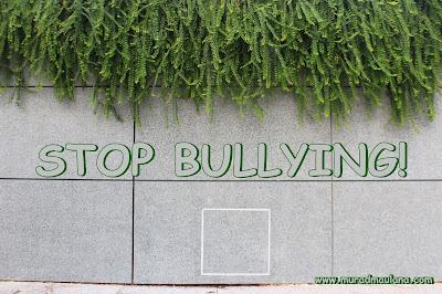 Kedepankan Akhlak, Stop Bullying!