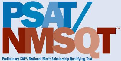 PSAT - Preliminary Scholastic Assessment Test - NMSQT