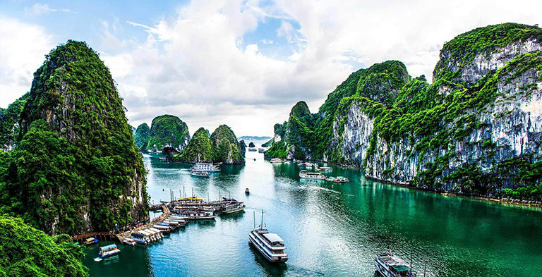 Ha Long Bay, Asia Heritage Sites Attractions