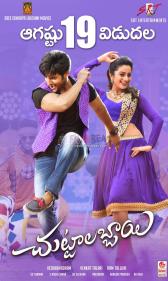 Chuttalabbayi (2016) Telugu DVDRip 700MB