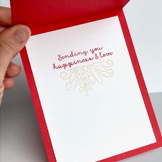 Stampin' Up! Needle & Thread Get Well Soon Card ~ 2019 Occasions Catalog ~ www.juliedavison.com
