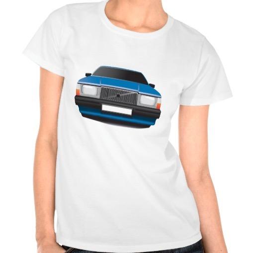 Volvo 740 t-tröja