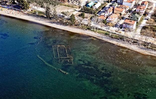 Risultati immagini per basilica lago nicea