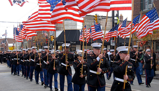 Best Memorial Day Parade 2018