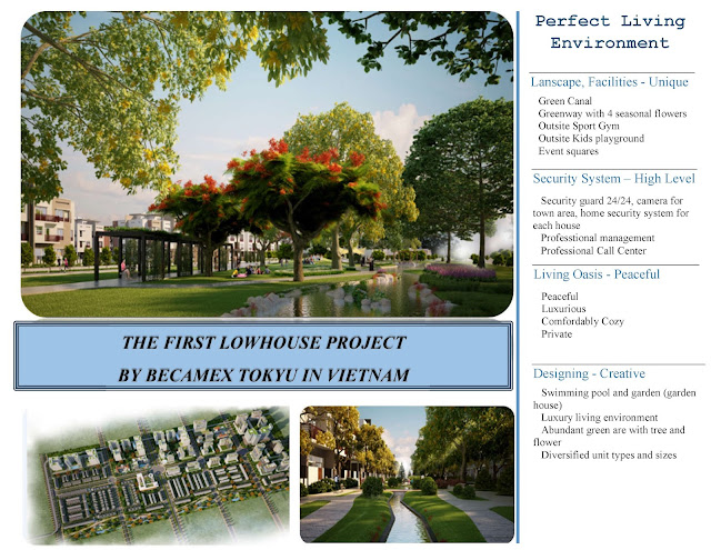 Outstanding Points Of Midori Park Project